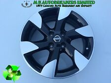 Nissan Note E11 From 06-13 X4 Alloy Wheel 16'' 6 Spoke 4 Stud Breaking For Part