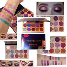 15 Eyeshadow r Blending Powder Matte Palette Organizer Set Mineral Make up