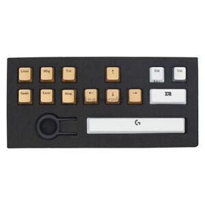 New logitech RNG custom version mechanical keyboard key caps logitech G610