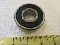 6000-2RS sealed bearing. 10 x 26 x 8mm