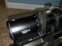Vortex Diamondback Tactical FFP scope throw lever SV-5 (30mm tube)