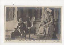 Actors Julia Neilson & Horace Hodges Vintage RP Postcard 326b