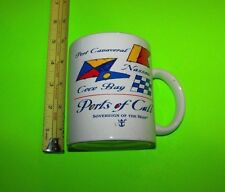 "Sovereign Of The Seas Ports Of Call  Mug / Cup    ""Complete Your Collection!"""