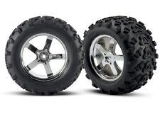 Traxxas Reifen T-Maxx 3.8Zoll auf Felge verklebt - TRX4973R