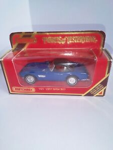Matchbox models of yesteryear Y21 1957 BMW  507 New Old Stock