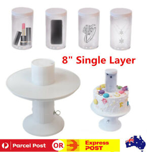 8''Surprise Stand Popping Cake Stand Happy Birthday Creative Gift Cake Holder AU