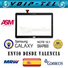 PANTALLA TACTIL SAMSUNG GALAXY NOTE 10.1  SM-P600 P601 P6000 DIGITALIZADOR NEGRO