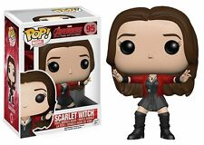 FUNKO POP MARVEL AVENGERS AGE OF ULTRON SCARLET WITCH VINYL BOBBLE-HEAD FIGURE