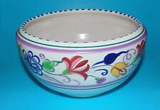 Poole pottery bowl  1st Quality  (7371)