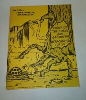 1977 Tales from the Atchafalaya Tim Edler POURCIAU 1st Printing ***LIKE NEW***