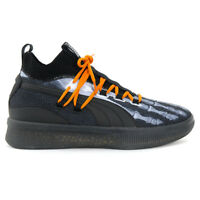 PUMA Men's Clyde Court X-Ray Halloween Black Shoes 19189501 NEW!