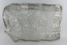 """Carry Rite Travel Bag Clear Plastic Luggage Rain & Dust Protector 38"""" x 23"""""""