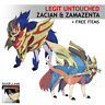 Pokémon Sword & Shield - ZACIAN & ZAMAZENTA (LEGIT UNTOUCHED) PACK