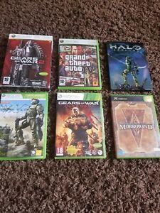 Lot Jeux Xbox 360