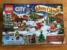 LEGO CITY ADVENT CALENDAR 2016  # 60133, 7 minifigures 290 pcs