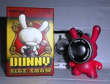 Kidrobot Dunny Sideshow Series Cris Rose Pink Observation Drone NEW Side Show