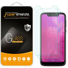 [3-Pack] Supershieldz Tempered Glass Screen Protector for T-Mobile Revvlry
