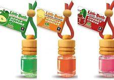 3 Duftflakons TOP MIX Apfel - Kirsche - Vanille Duftflakon Autoduft Lufterfrisch