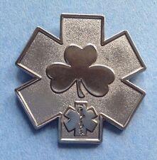 SHAMROCK EMS FIRST RESPONDER  PIN  PIN IRISH IRELAND