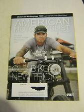 October 2011 American Motorcyclist Magazine, Vintage Motocycle Days (BD-16)