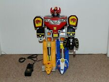 "1994 Marchon 14"" RC Remote Control MMPR Power Rangers Megazord Tested Working"