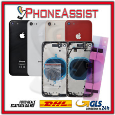 SCOCCA POSTERIORE + FLEX Per Apple iPhone 8 8G TELAIO VETRO BACK COVER HOUSING