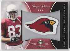 2003 UD NFL SWEET SPOT CLASSICS BRYANT JOHNSON PATCH ARIZONA CARDINALS #P-JO