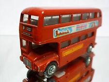 BUDGIE TOY 236 AEC ROUTEMASTER - GOOD CONDITION -