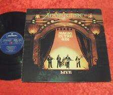 Lindisfarne 2 LP Magic in the air (live) TOP!!