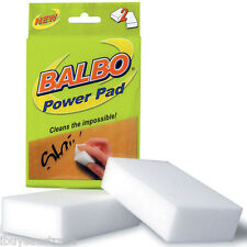 Balbo Power Pad Twin Pack Cleaning Pad (10 Pack Bulk Pack) Model POP1002