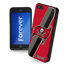Tampa Bay Buccaneers FC IPHONE 5 hard cell phone case w/3D Silicone Back