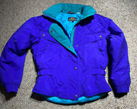 VINTAGE 90s Sunice Insulated Womens Ski Snowboarding Jacket Size 12 Thermore
