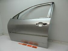 05-10 PONTIAC G6 SEDAN LEFT FRONT DOOR PANEL SHELL SILVER CAR DRIVER SIDE L LH