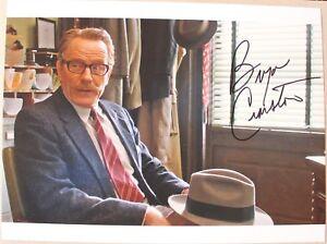 Bryan Cranston Autogramm (persönlich gesammelt)