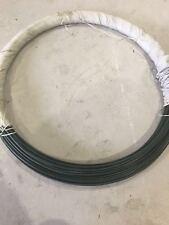Black PVC coated wire  5mm 100m Mel