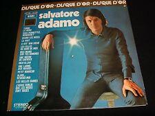 SALVATORE ADAMO<>DISQUE D'OR<>BLUE LABEL Lp VINYL~ France Pressing~2C066-16048