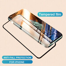 For iPhone 11 Pro Max XR 7 Premium Tempered Glass HD Screen Protector Film Guard
