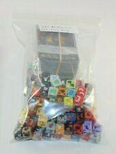 DC Dice Masters BATMAN ALL FOIL CU Set UNCOMMONS & Commons 4 DICE/CARD Max Lot