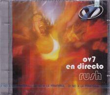 OV7 En Directo Rush CD New Sealed Nuevo
