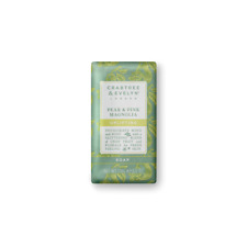 Luxury Brand Crabtree & Evelyn New Uplifting Pear & Pink Magnolia Soap 158g Bar