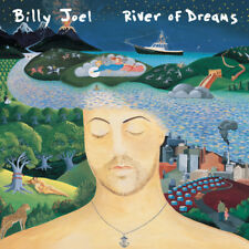 Billy Joel River Of Dreams 10 song cd Remaster Lullabye
