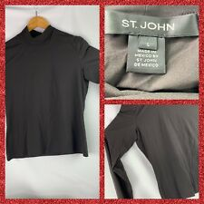 ST. JOHN L Top Shirt Polyamide Spandex Modern Collection