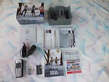 NOKIA 6230i  Silber Schwarz Phone Silver Black OVP wie NEU mit CD Software