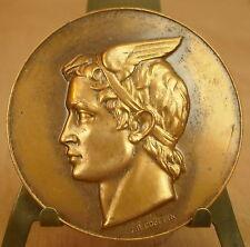 Médaille Industrie du commerce signée Coëffin Medal 勋章 Fernand Dulauroy USN CSN