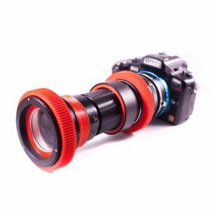 Anamorphic Lens Single Focus 2x Custom Vintage Cinemascope Camera Lens