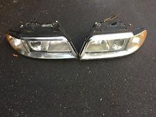 set Headlight Head Lamp for 99 00 01  Audi A4 1999-2001