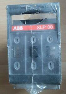 ABB Sicherungs Lasttrennschalter Verteiler XLP 00