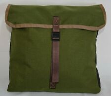 Haversack Durable Water Resistant Fabric Sewn With Kevlar Thread