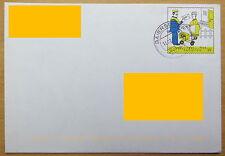 Bund Ganzsache Post Postbote 2007 (Ortsstempel 91083 Baiersdorf Rundstempel 2009