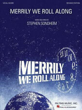 More details for merrily we roll along: revised edition by stephen sondheim